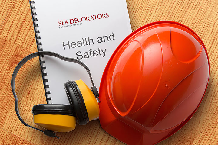 Decorating Health and Safety