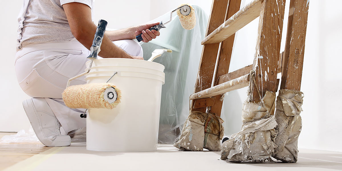 Painters and Decorators in Droitwich Spa, Worcestershire