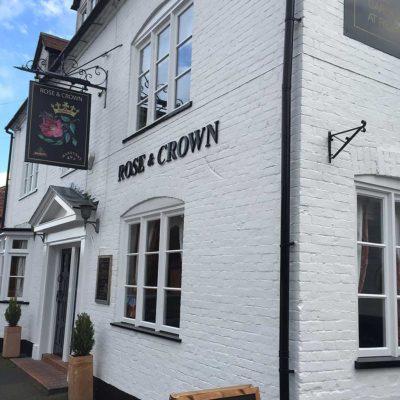 Rose & Crown, Feckenham