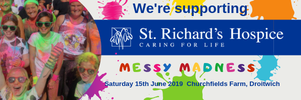 St Richards Hospice Messy Madness